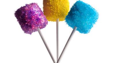 3 kleuren lollies